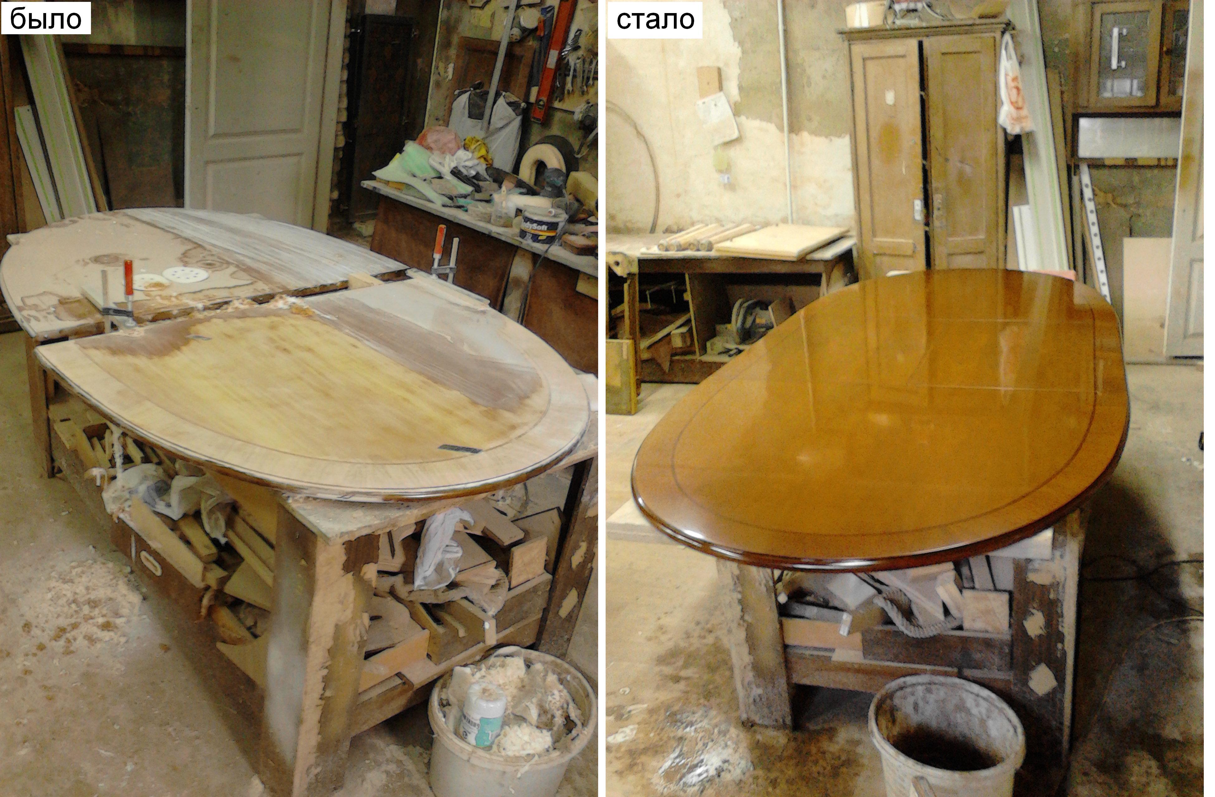 Как обновить старый стол и задекорировать его своими руками?
